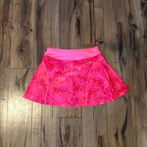 Youth girls large 10/12 pink Champion sports skirt